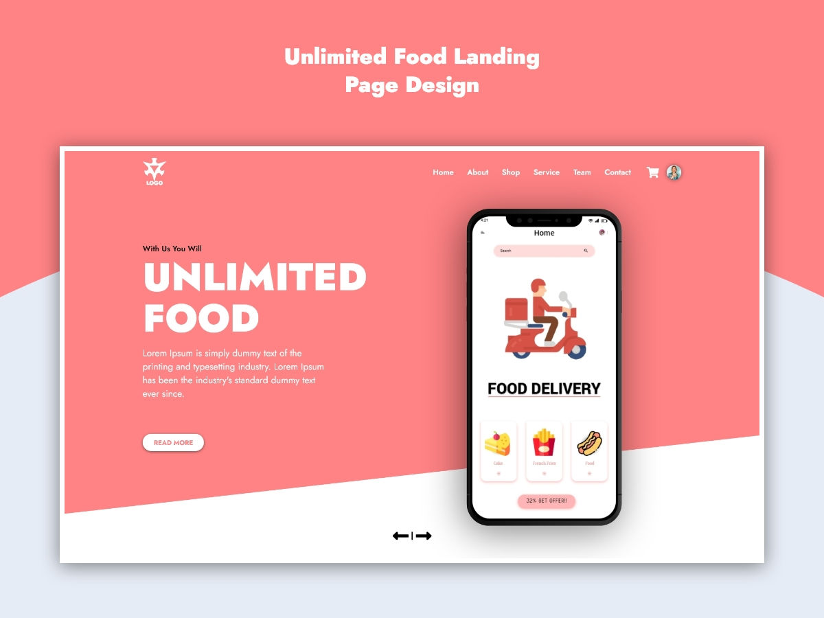 E-commerce-Online-Food-Delivery-Landing-Page-Illustration-Template-Design