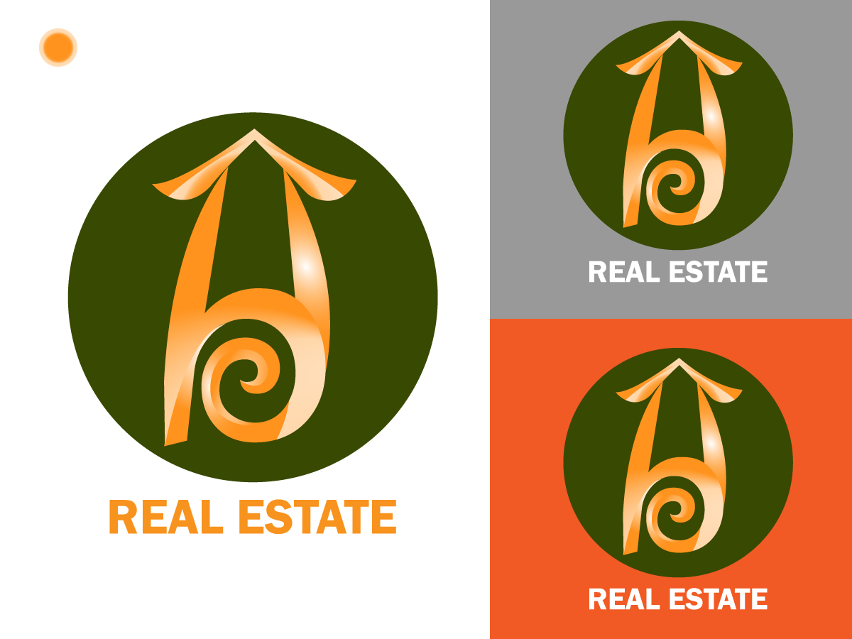 Logo Template Design For Real Estate Free Download